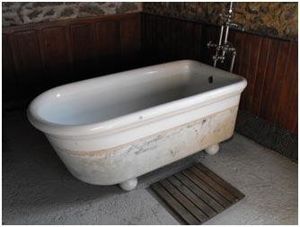 Earthenware tubs